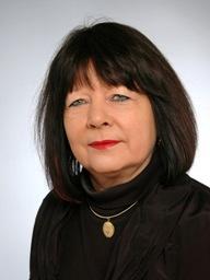Finanzchefin Christa Freitag